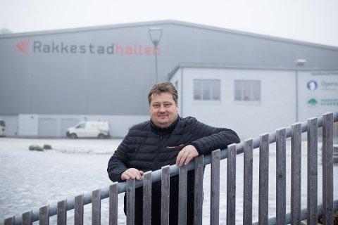 Fusjon: Odd Egil Lien er daglig leder for Rakkestadhallene AS.
