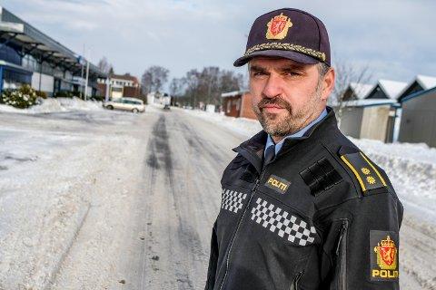 Politikontakt i Rakkestad, Pål Brandstorp håper han har hørt det siste om råkjøring i Rakkestad.