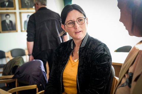 INN I FORMANNSKAPET: Iselin Bjørnstad overtar flere av Undis Bærby Holt sine verv.