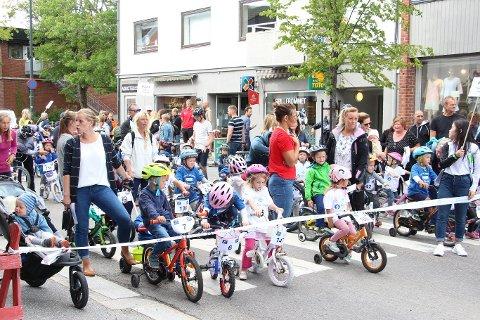 FLYTTES: Barnesykkelrittet flyttes fra 22. mai til 14. august.