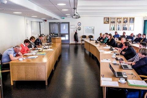 GODKJENTE SØKNADER: Kommunestyret godkjente søknadene om spillemidler.