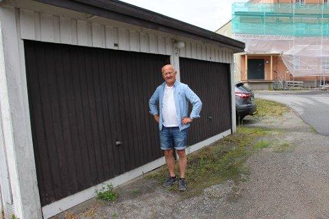 Innbrudd: Sist måned oppdaget Nils Petter Støles i O. M. Støles Rørhandel at uvedkommende hadde vært i garasjen og stjålet verktøy. Dette er ikke noe typisk trekk for Rakkestad, skal vi tro statistikken.