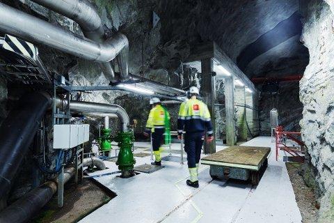 Store verdier: Ved tidligere verdivurderinger av Østfold Energi er selskapet priset til fire milliarder kroner. Ferdrikstad eier i dag 4,29 prosent aksjene og kan få mer når Østfold fylkeskommune opphører ved nyttår.