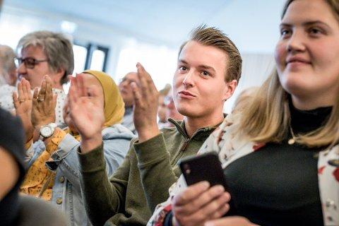 Lars Vegard Fosser ble innstilt som 3. kandidat på Østfold Senterparti sin stortingsvalgliste. Arkivfoto: Mats Duan-Hansen