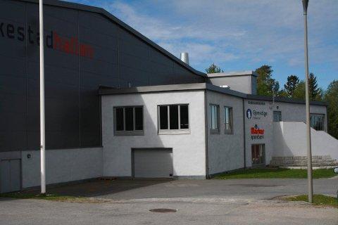 RESERVERT: Rakkestad kommune har reservert Rakkestadhallen i forbindelse med Stortingsvalget til høsten.