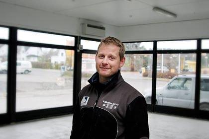 Kjøp lokalt: Odd Arvid Bjørnstad i Rakkestad Næringsråd oppfordrer private og kommune til å kjøpe lokalt.