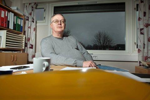 Rådmann Alf Thode Skog har gjort et overslag på hva pandemien vil koste kommunen de nærmeste månedene.