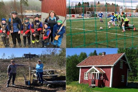 Penger utdelt: 100.000 kroner er delt ut til aktivitetstilbud i Rakkestad kommune.