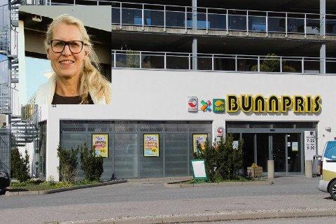 Skeptisk: Kommuneoverlege Astrid Rutherford lurte på om det var mulig å pålegge stenging av den søndagsåpne butikken i Rakkestad.