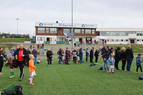 AVLYSES: RIF Fotball velger å avlyse årets Minifestival, som i utgangspunktet skulle gått av stabelen siste helgen i august.