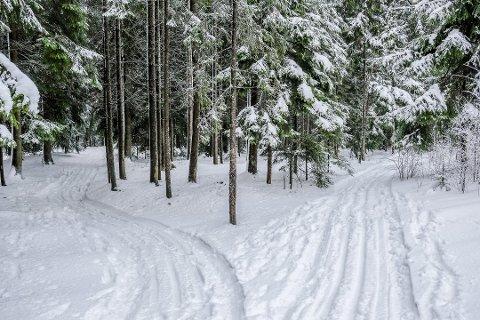 Kom deg ut: Del dine vinter-opplevelser i helgen.