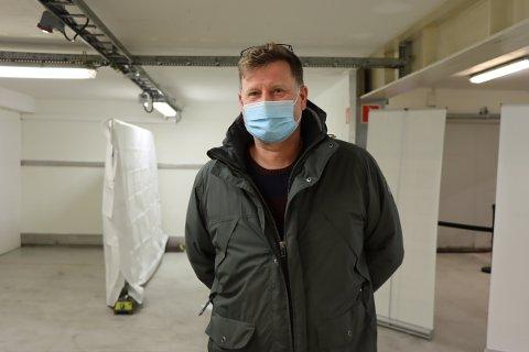 VENTELISTE: Assisterende rådmann, Steffen Tjerbo, forteller at Rakkestad kommune fra april vil etablere en operativ reserveliste.