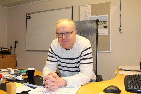 Koronaåret: Rådmann Alf Thode Skog hadde aldri trodd at kriseledelsen skulle bestå et år etter at den ble etablert.