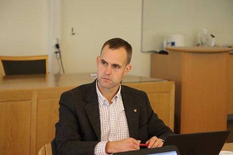 Feil tid: Knut-Magne Bjørnstad mener det er for tidlig å trekke seg ut av regionsamarbeidet med Søndre Viken nå.