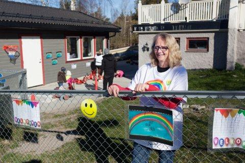 Forståelse: -Vi ber om forståelse for at valgene som gjøres grunner på en faglig vurdering av barnas beste, sier Anne Grethe Schau, seksjonsleder for barnehager i Rakkestad kommune.