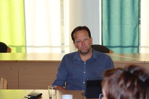 Matservering: Kim Tomas Haglund (Ap)  ønsket at det barnehagene tilføres ekstra ressurser så de kan gjenoppta matserveringen.