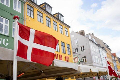 Danmark blir trolig grønt på FHI-kartet fredag.