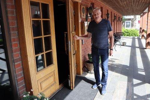 Bye Kroa: Hans Olaf Kirkeng ønsker å se an litt til før de bestemmer seg for når de skal åpne.