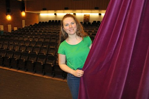 """Fabelaktig: Sunniva Berg (35) håper at flere barn og unge vil være med på """"Fabelaktig""""."""