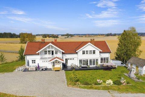 SOLGT: Eiendommen i Åstorpveien ble solgt til godt over prisantydning kun et døgn etter salgsannonsen ble lagt ut.