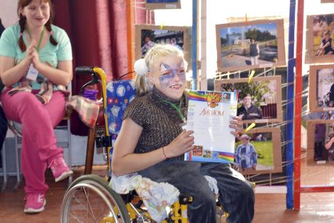 Inspirert fra VAKU OG SAKU: Nylig arrangerte ansatte ved barnehjemmet Ladva aktivitetsdag for beboerne sine, etter å ha hentet inspirasjon fra Vinteraktivitetsuka og Sommeraktivitetsuka i Rana. Foto: Alf Olsen
