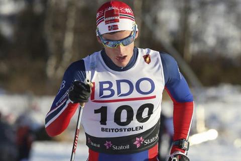 Rolf Einar Jensen har blant annet en sjuendeplass i NM på femmila å vise til.