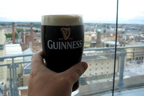 Dublin har alltid en forfriskende stout å by på.