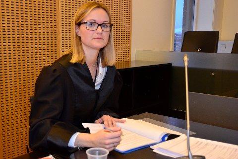 Politiadvokat Kathrine Frøysa. Arkivfoto