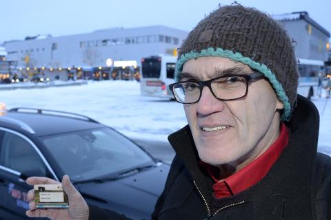Står på: Ernly Eriksen, leder i Norges Handikapforbund i Rana og Nord-Norge.