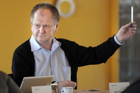 Dan Erik Kjellnø anslår han kjenner mange tusen ranværinger i stort og smått etter å ha blitt værende i Rana siden 1982, tross muligheter til andre jobber i større byer.