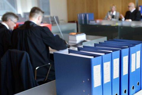 KAN BLI NY RUNDE: Høyesterett skal nå bestemme om det blir flere rettsrunder i Ribe-saken. Foto: Arne Forbord