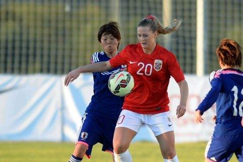 Lisa-Marie Karlseng Utland har imponert stort i vårsesongen, og nå er hun klar for VM-deltakelse.