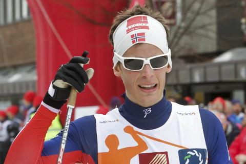 Har tatt et valg: Rolf Einar Jensen, B&Y IL og Team Nord-Norge, mener at idrett og alkohol ikke hører sammen. Nå er han blitt ambassadør for Idrett uten alkohol.Foto: Per Vikan