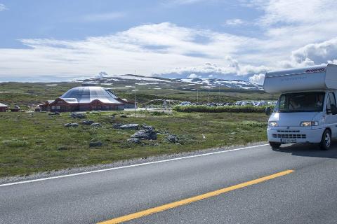 Populært: Polarsirkelsenteret er en av de største turistattraksjonene i Nord-Norge med rundt 150.000 besøkende hvert år. Foto: øyvind bratt
