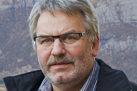 Olav Terje Hoff, sittende ordførere i Rødøy, var førstekandidat for Sp som fikk noen prosent færre enn felleslisten mellom KrF ogArbeiderpartiet.