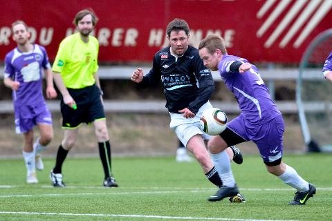 """Lurøy og Silkefot er tradisjonelle """"travere"""" i 5. divisjon. De er klare for en ny sesong."""