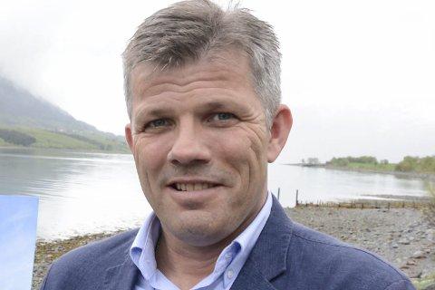 Bjørnar Skjæran, leder Nordland Ap