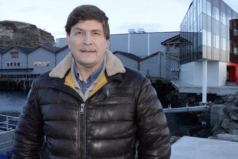 ILA: Daglig leder Odd L. Strøm i Nova Sea sier det er en svært ubehagelig situasjon. Foto: Arne Forbord