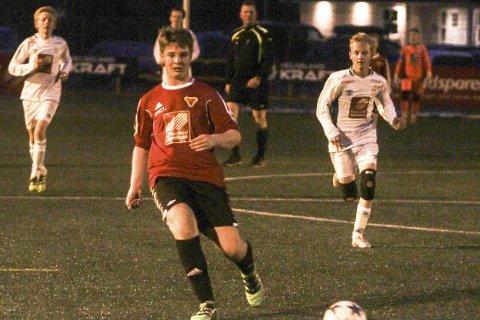 KLAR: Bossmo/Ytteren ILs G14-lag spiller kretsfinale i sin klasse i Bodø neste helg. Foto: Per Vikan