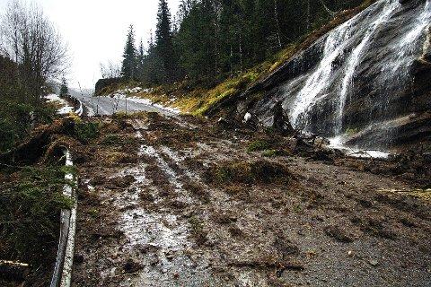 USIKKERT: Nordland kommer dårlig ut av veistandardrapporten utført av Rambøll.