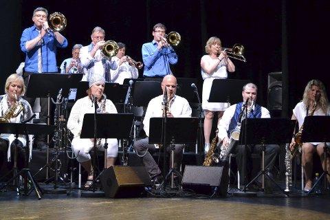 Tradisjon: DIOC Big Band gir også i år en god start på adventstiden første helgen i desember.