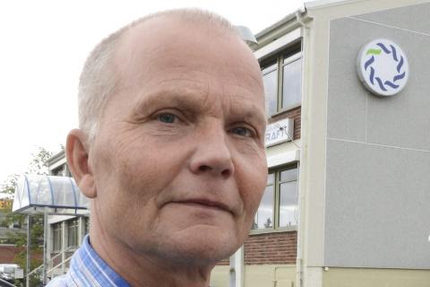 Administrerende direktør Ove A. Brattbakk i Helgeland Kraft.
