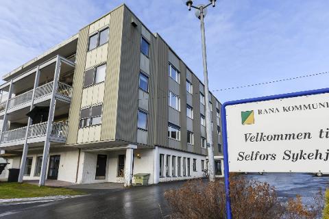 Helsepark: Selfors sykehjem skulle bygges om til regional helsepark når beboerne flyttet til nytt sykehjem. Nå vil rådmannen utsette  dette til flere sykehussvar ligger på bordet. Foto: Øyvind Bratt