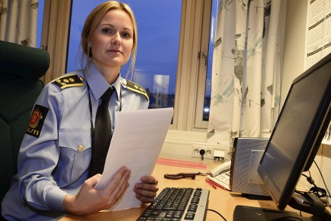 TILTALE: Det er nå tatt ut ranstiltale mot en kvinne og en mann, forteller politiadvokat Kathrine Frøysa.