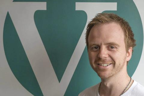 VALGT: Mats Hansen er ny organisatorisk  nestleder i Nordland Venstre.