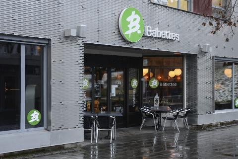 """Babettes Rana er et av flere spisesteder som har fått """"tommelen opp"""" fra Mattilsynet. Foto: Arne Forbord"""