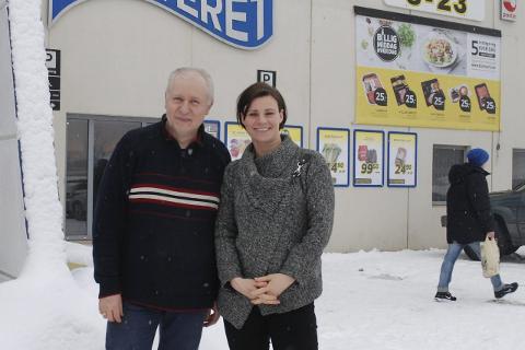 Scooterløyper: Løypenettet i Hemnes kommune ble åpnet 1. februar i år.Foto: Håkon Økland