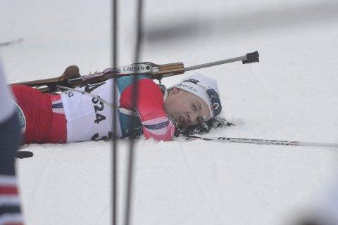 Nikolai Frydenlund fra Skonseng UL har slitt mye med sykdom, og har et stykke opp til toppform.