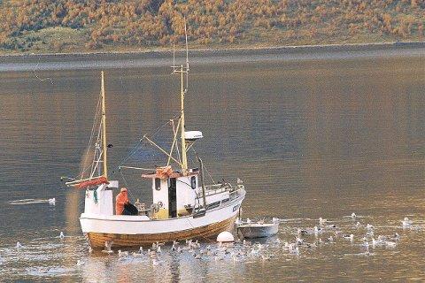KURSENDRING: Fisken i havet er fellesskapets eiendom, og fiskekvotene skal oppfylle sin samfunnskontrakt, heter det i en uttalelse fra Nordland SV.