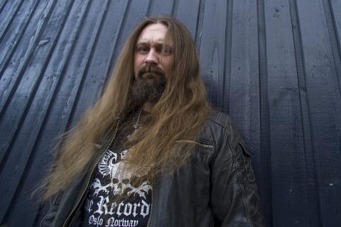 ALBUMAKTUELL: Frontfigur i Vredehammer, Per Valla, er spent på ny albumutgivelse 18. mars.Foto: Øyvind Bratt